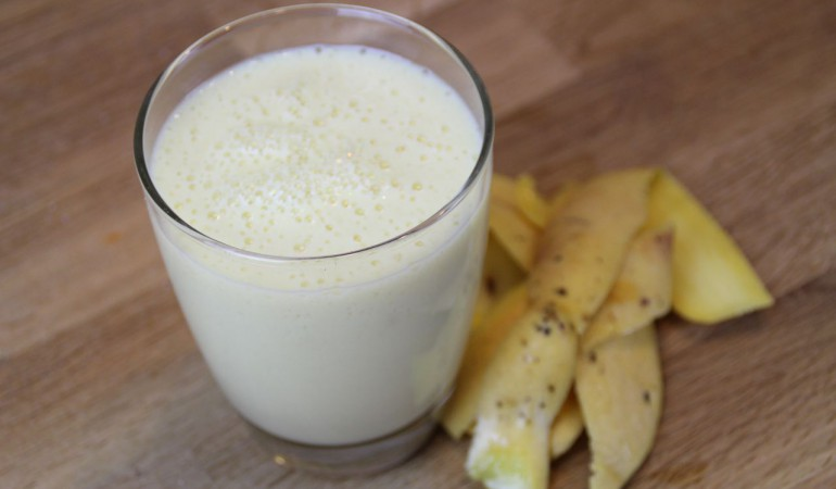 Mango Lassi vegan Video Rezept