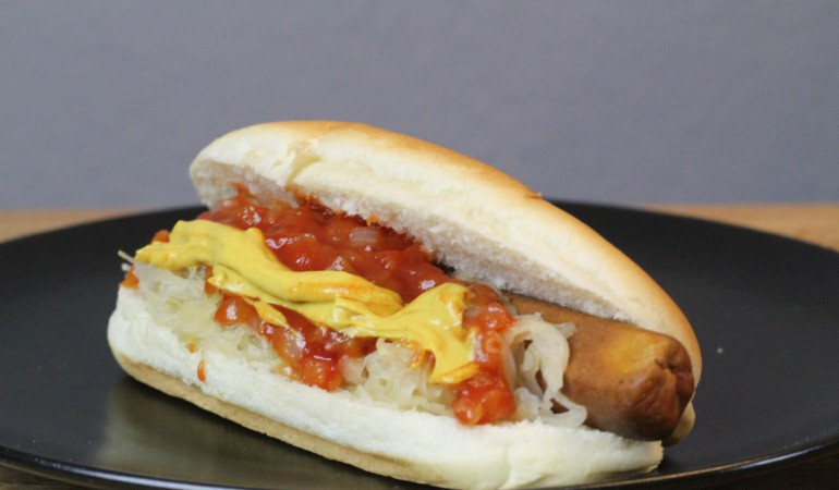 New York Hot Dog Video Rezept