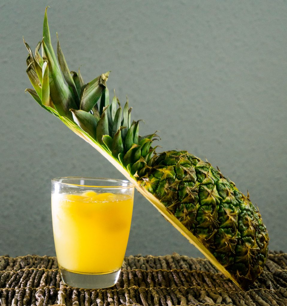 Ananaseistee