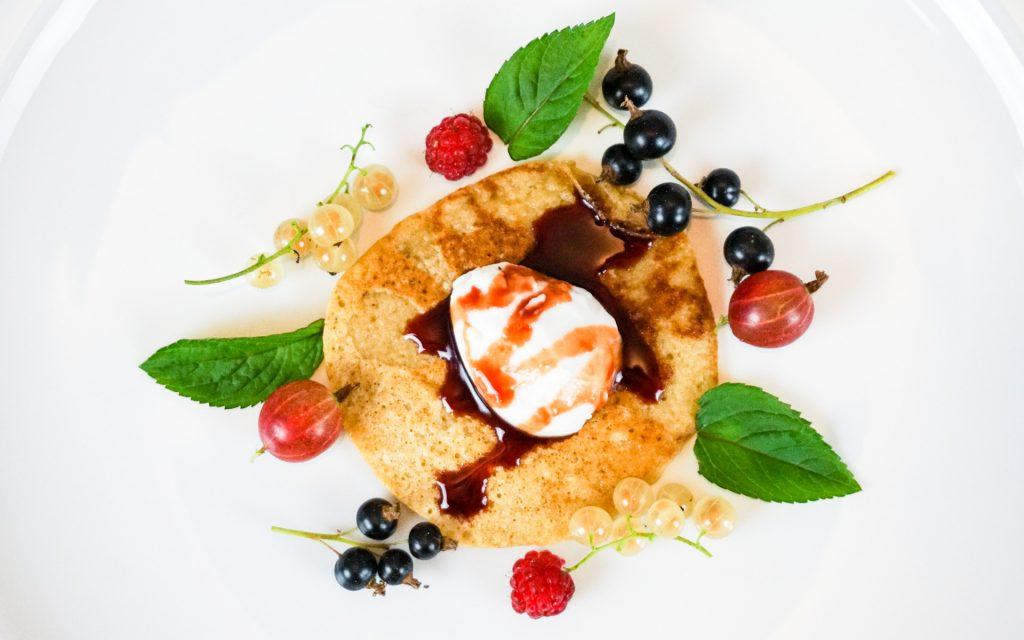 Pfannkuchen vegan