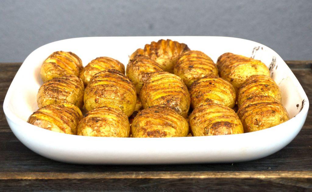 Gewürz-Kartoffeln