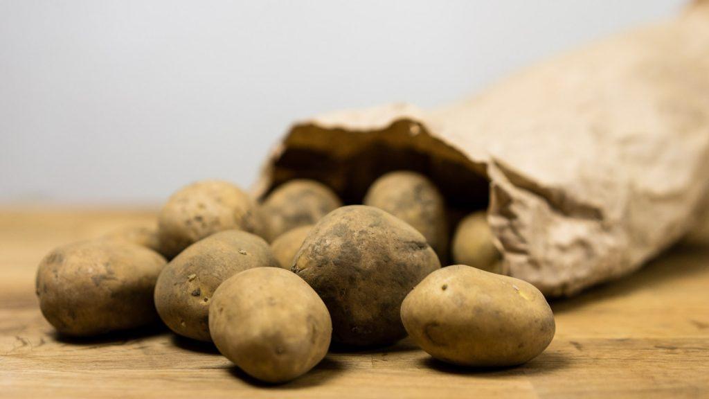 Kartoffelsorte: Belana